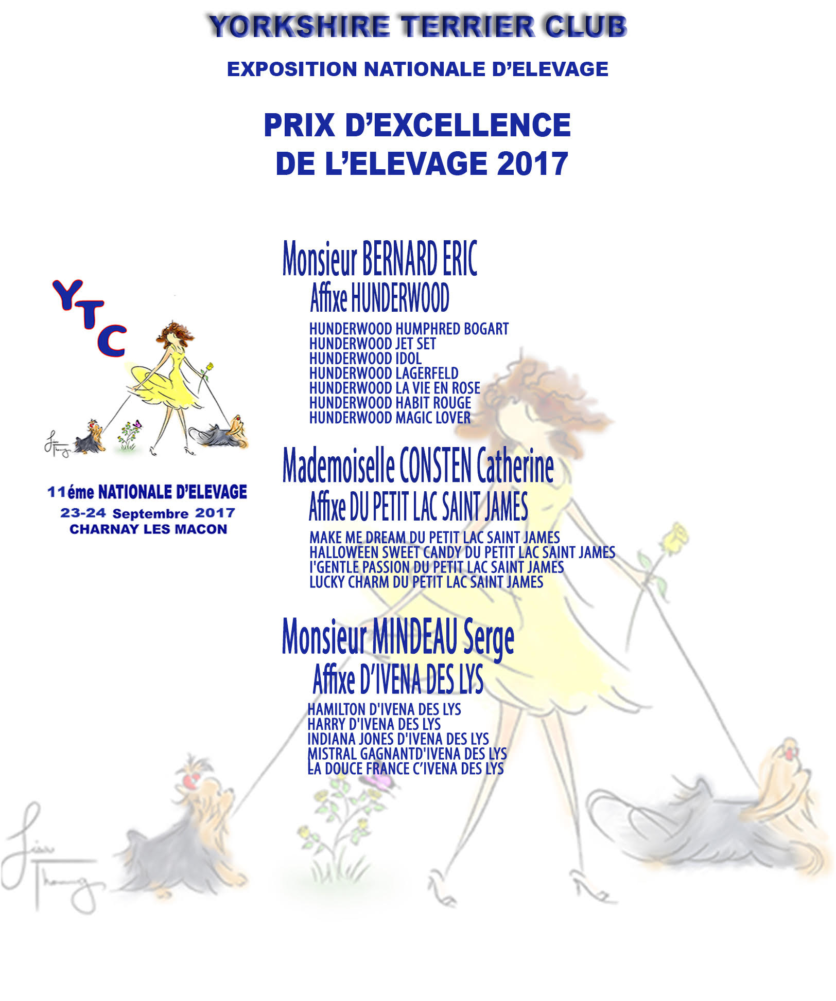 prix excellence elevage global