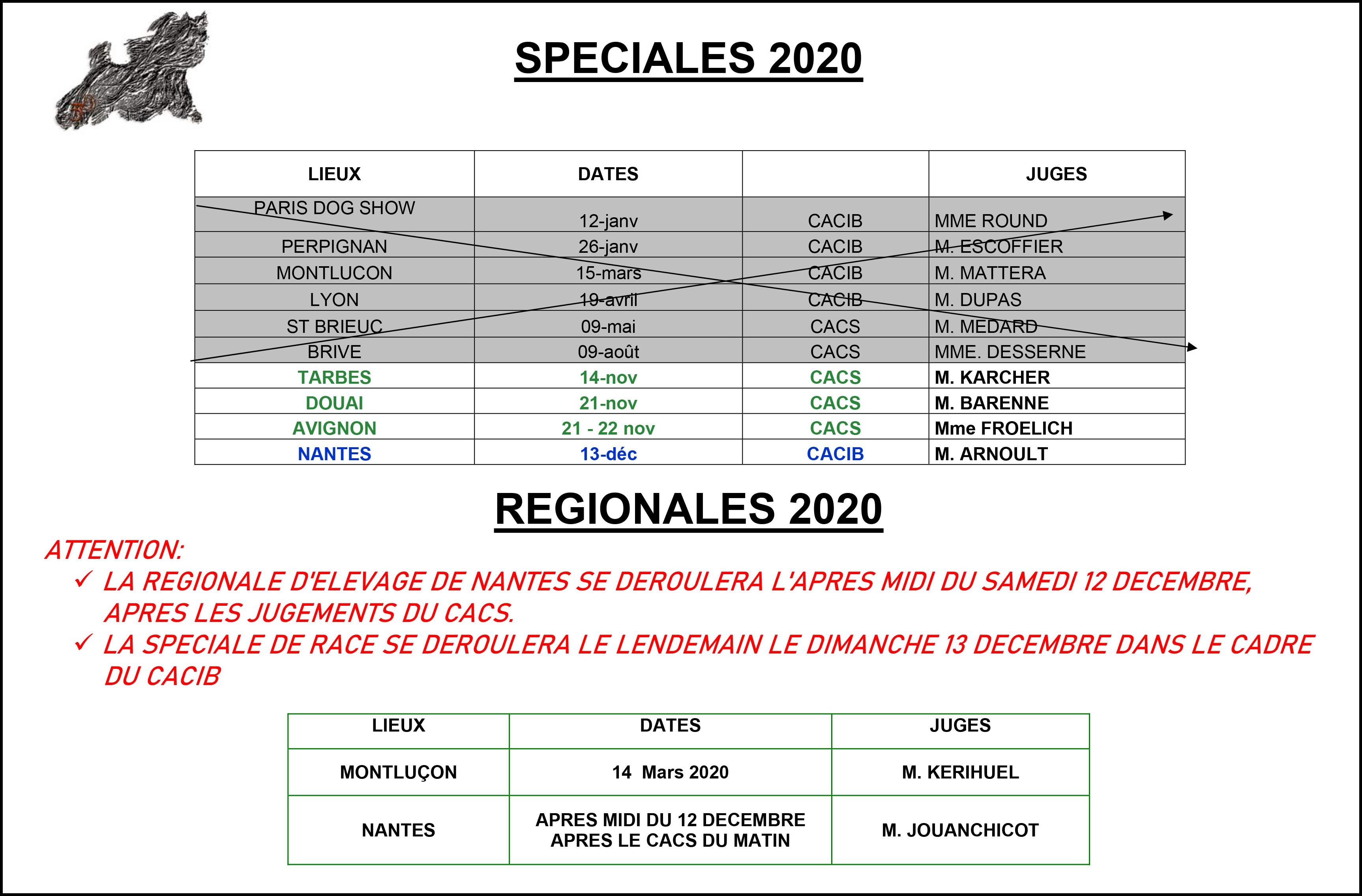 Microsoft Word - SPECIALES 2020 ET RE ENSEMBLE.doc